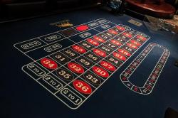 The Carpet - Roulette Betting Area